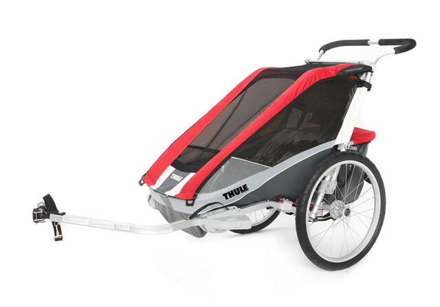 Remorque pour enfant Thule Chariot Cougar 1 | Magasins de